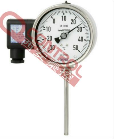 德国WIKA威卡气包式温度计