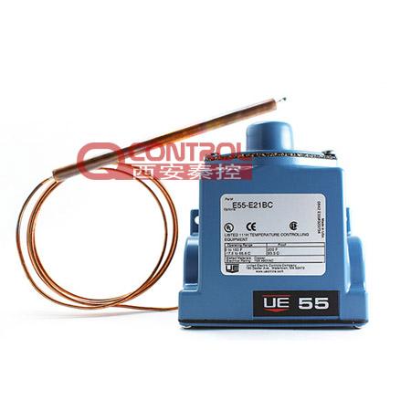 美国UE温度控制器E55-E21B