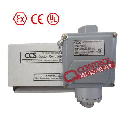 604D2美国CCS差压开关现货