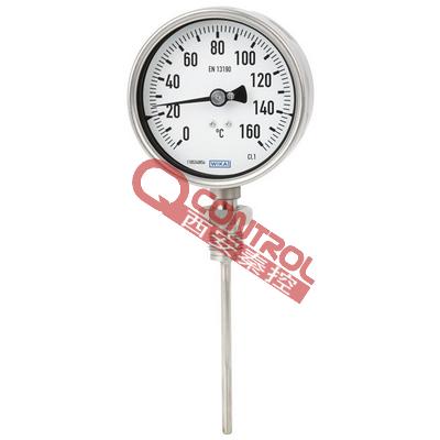R5503/4, NS160德国wika径向双金属温度计