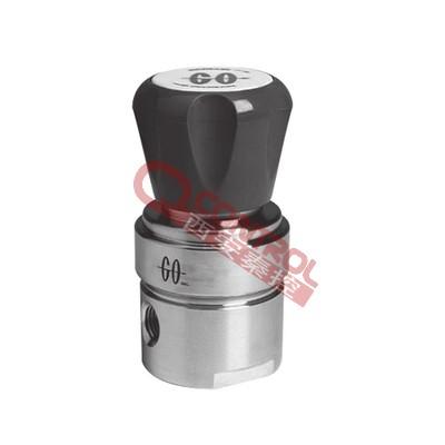 美国GO减压器PR1-1L11A3C111单级压力调节阀