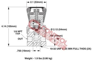 BP3结构尺寸图